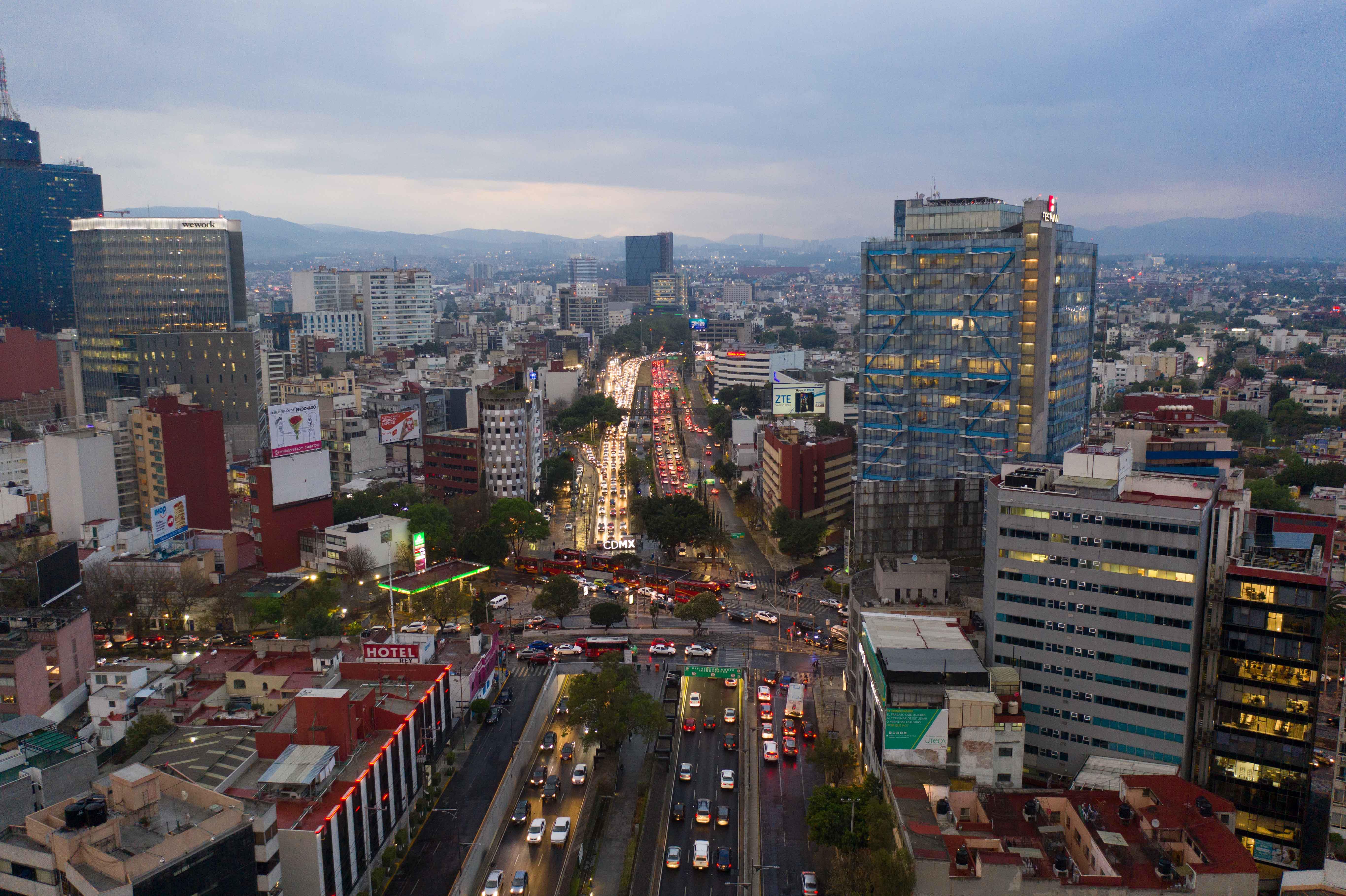 Mexico City S Rivers Reborn